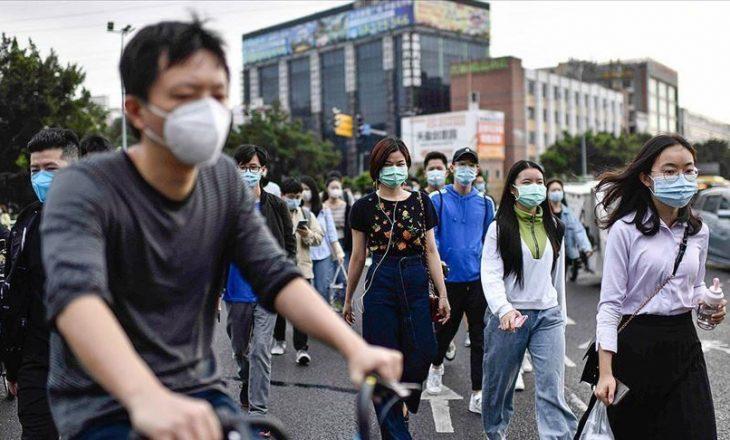 Çdo ditë 4.8 milionë njerëz po testohen në Kinë për Coronavirus