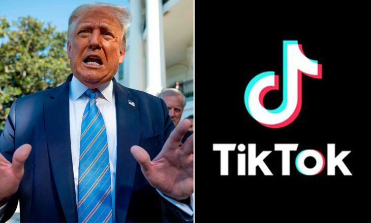 "Trump vazhdon ""betejën"" me TikTok"