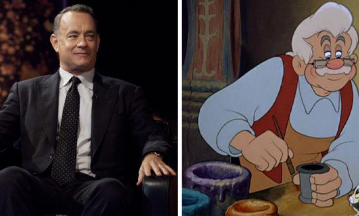 """Tom Hanks në rolin e Xhepetos për filmin e ri """"Pinokio""""?"""
