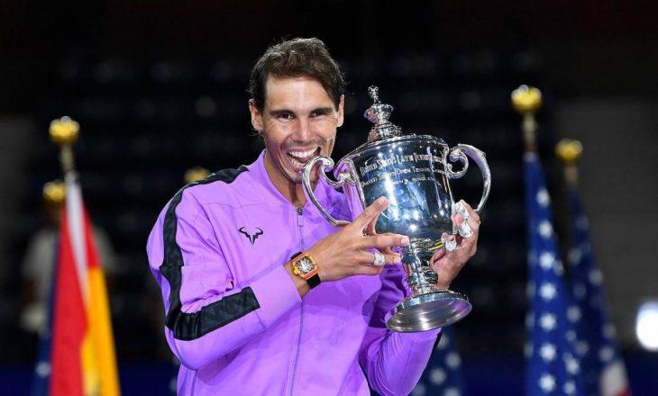 Rafael Nadal nuk do të marrë pjesë ne US Open