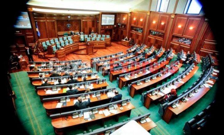 Dështon përsëri votimi i projektligjit për Mbrojtjen e Vlerave të Luftës së UÇK-së