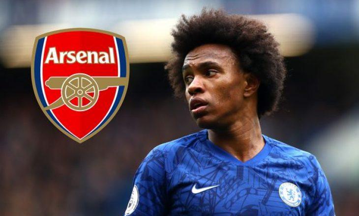 Willian po shkon tek Arsenal?