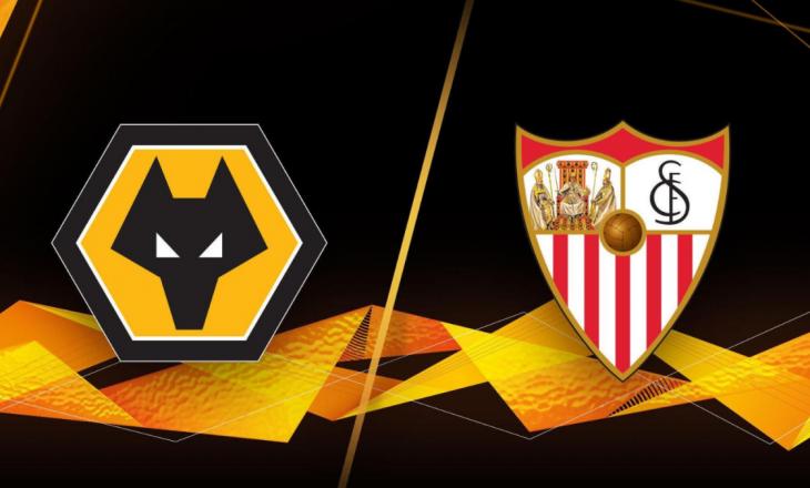 Formacionet Zyrtare: Wolves vs Sevilla(FOTO)