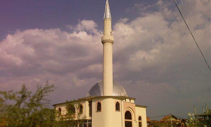 Vidhet arka e një xhamie në Malishevë
