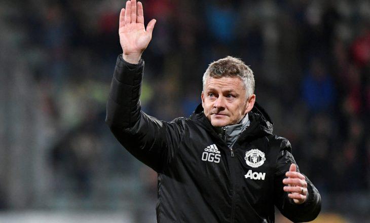 Ole Gunnar Solskjaer optimist për ta fituar Europa League me Man United
