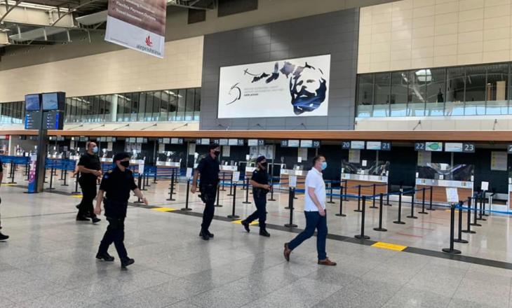 Zemaj bashkë me policinë në Aeroportin e Prishtinës: Do t'i ashpërsojmë masat