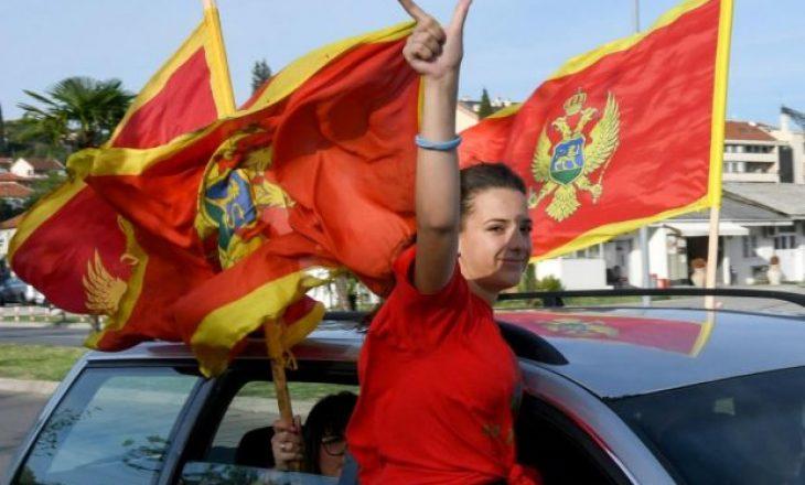 Rezultatet e zgjedhjeve në Malin e Zi