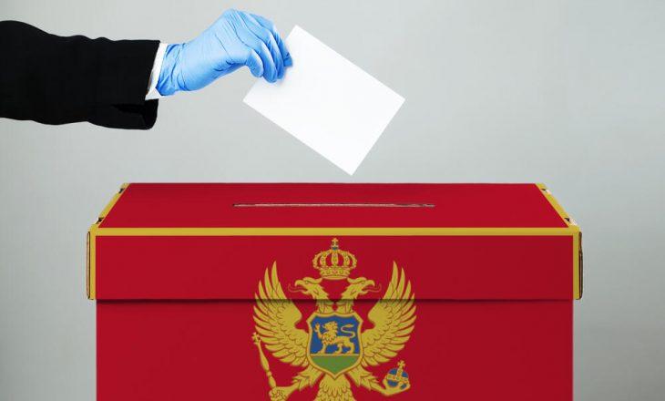 Rezultat pas numërimit të 70% të votave në Malin e Zi