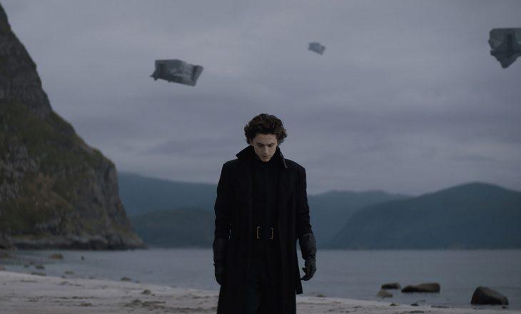 Del traileri i filmit Dune me Timothee Chalamet dhe Zendaya