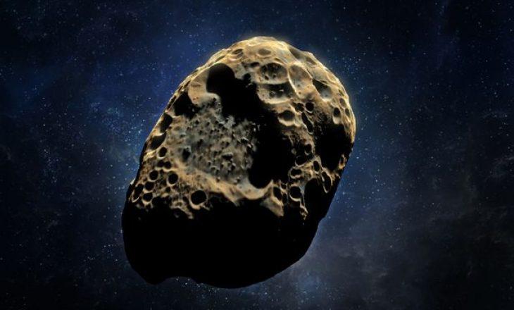 NASA është duke përcjellur një asteroid më të madh se London Bridge