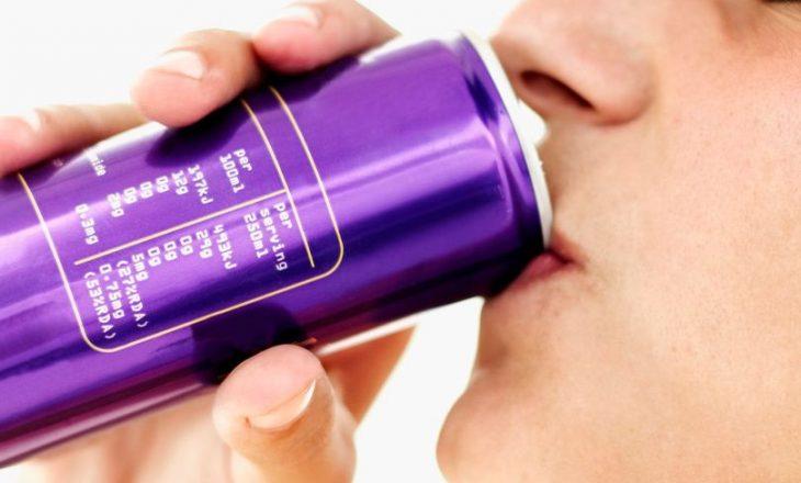 Studimi paralajmëron: Disa pije energjike përmbajnë nivel të lartë të kësaj substance toksike