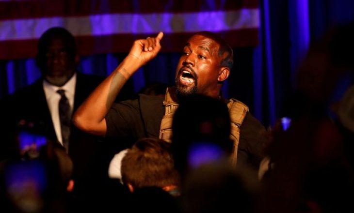 Kanye West ka humbur sasi të mëdha parash në kampanjën e dështuar për president