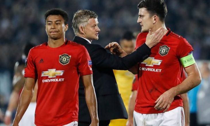Solskjaer: Harry Maguire do të mbetet kapiten i United