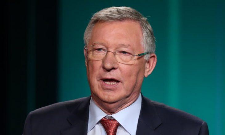 Sir Alex Ferguson thotë se ka menaxhuar vetëm katër top lojtarë në karrierën e tij