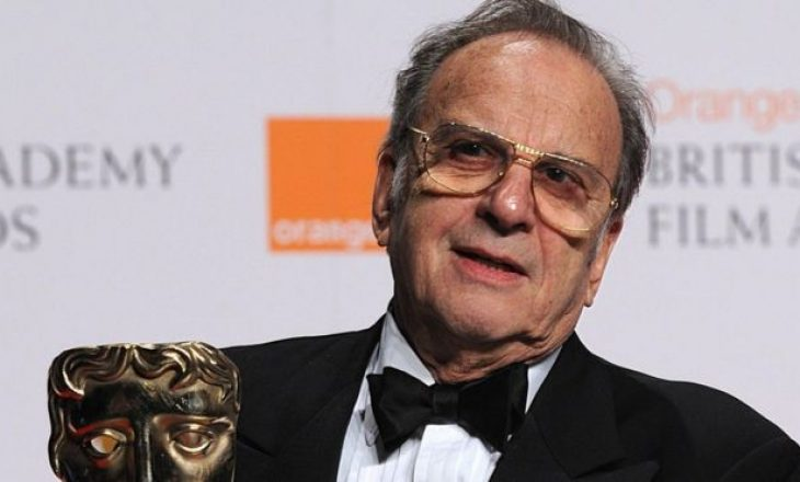"""Vdes dramaturgu dhe skenaristi Sir Ronald Harwood, autori i skenarit të filmit """"The Pianist"""""""