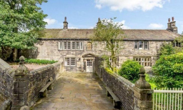 Shtëpia që ka inspiruar novelën e famshme Wuthering Heights të Emily Bronte është në shitje