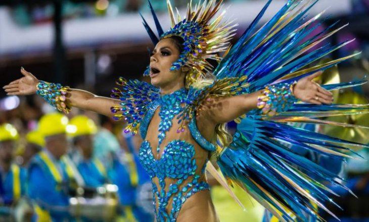 Karnevali i Rio de Janeiro 2021 është shtyer në afat të pacaktuar