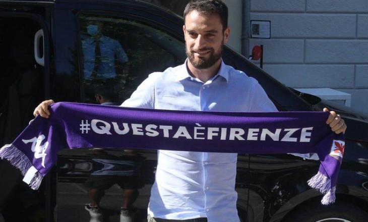 Fiorentina zyrtarizon Bonaventura-n nga Milan