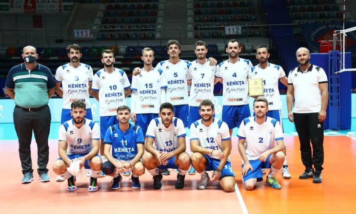 Kampioni i Kosovës në Volejboll, turpërohet në Kupën Ballkanike