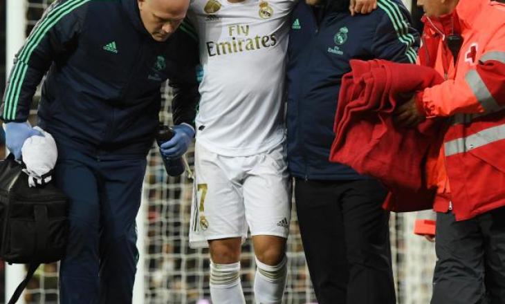 Zidane në ankth, dëmtohet sërish Hazard