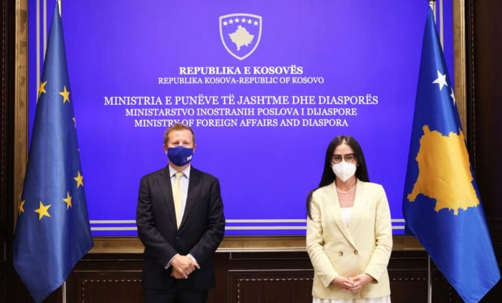 Haradinaj – Stublla takon shefin e zyrës së BE-së në Kosovë – kërkon njohje nga pesë vendet që se kanë njohur Kosovën