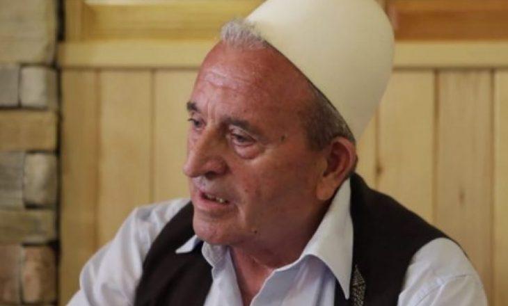 Sot ndërroi jetë këngëtari i njohur i folklorit shqiptar