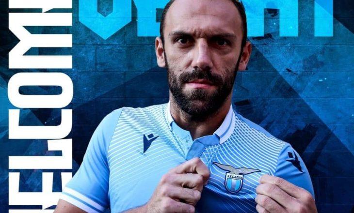 Lazio e prezanton Vedat Muriqin