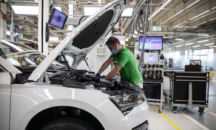 Gjermania në rrugën e rimëkëmbjes ekonomike falë prodhimit