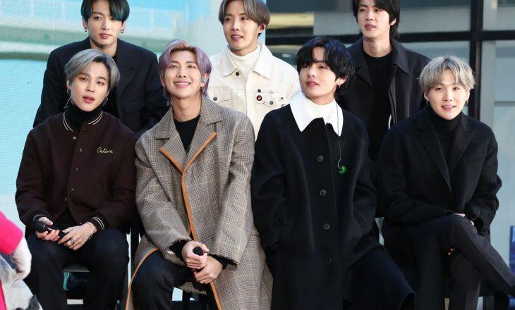 Djemtë e BTS do të bëhen multi-milionerë pas lansimit të kompanisë diskografike në treg