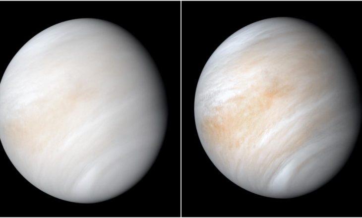 Një kimikat i gjetur rishtazi në Venus, sugjeron që mund të ketë jetë jashtëtokësore
