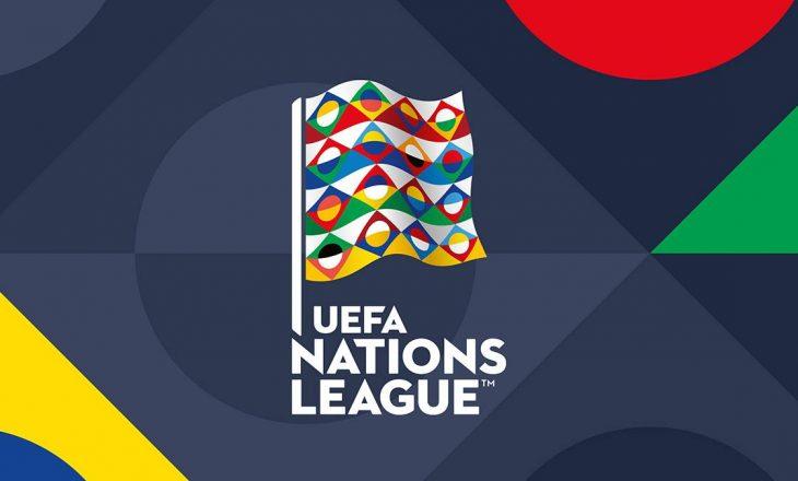 UEFA lejon pesë zëvendësime në Ligën e Kombeve