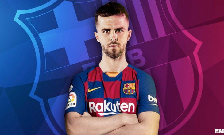 Pjanic flet si lojtar i Barcelonës