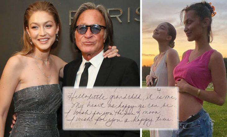 Letra e babait të super-modeles shtyu gjithë botën të besojë se ajo ka sjellë në jetë foshnjën e saj