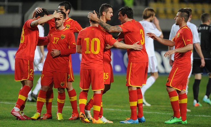 Kombëtarja e Maqedonisë preket nga Covid para ndeshjes ndaj Kosovës
