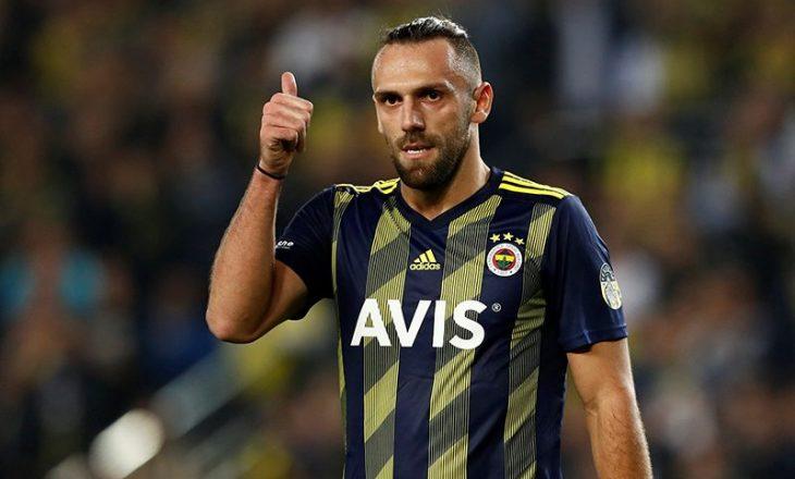 Muriqi shkruan letër përshëndetëse për tifozët e Fenerbahçe