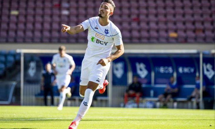 Fabrizio Romano: Brighton e ka transferuar Andi Zeqirin