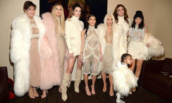 Khloe Kardashian nuk po ndalet së qari për shkak të anulimit të KUWTK