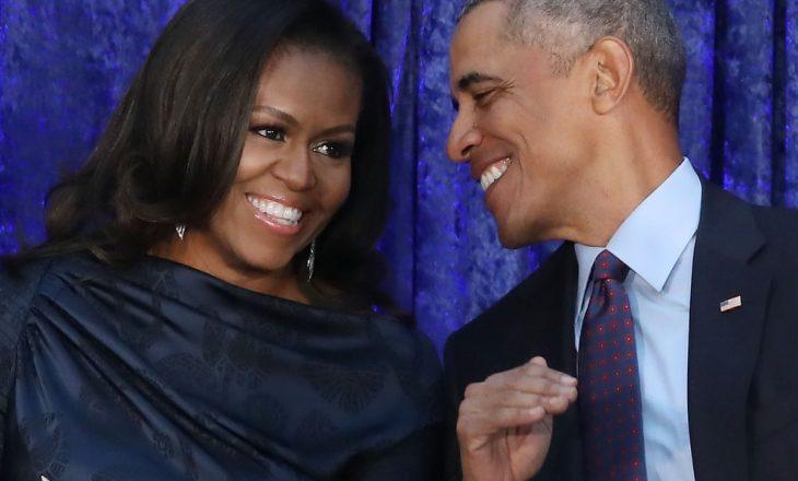 """Michelle Obama për martesën: """"Nganjëherë doja të shtyja Barack-un nga dritarja"""""""