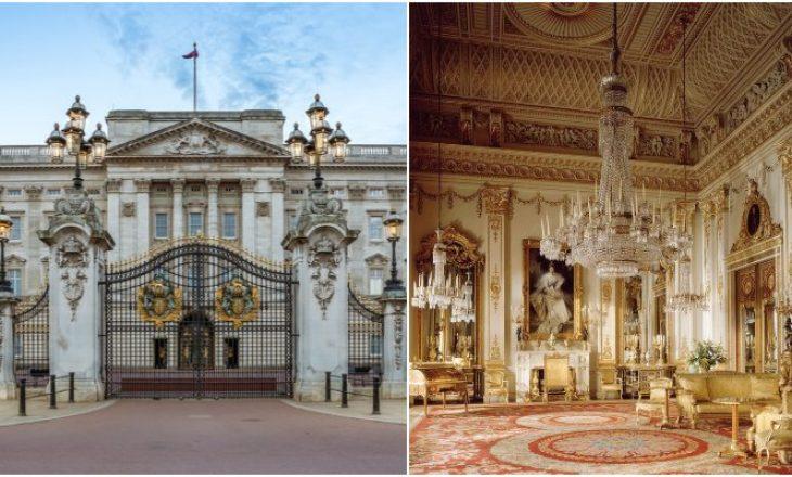 Sa do të shitej Pallati Buckingham nëse del ndonjëherë në treg?