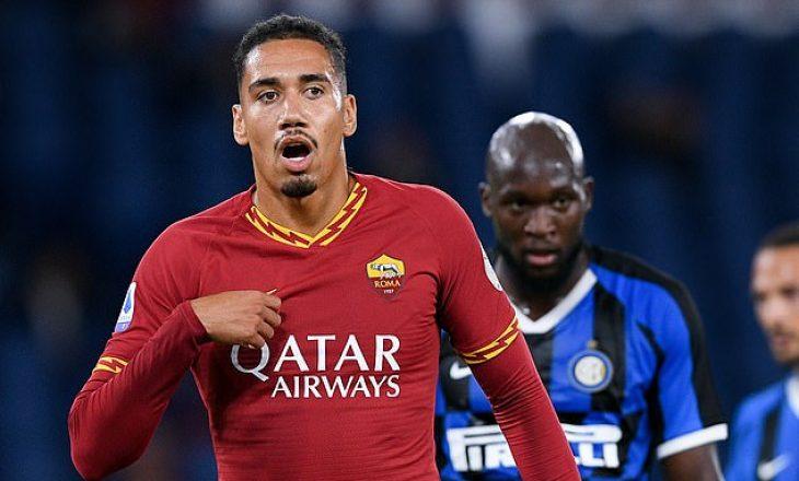 Smalling përfundimisht lojtar i Romës