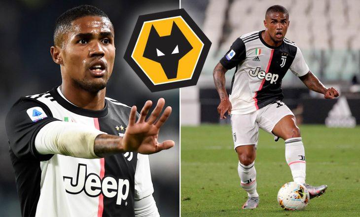 Wolves afër Dauglas Costa-s së Juventus