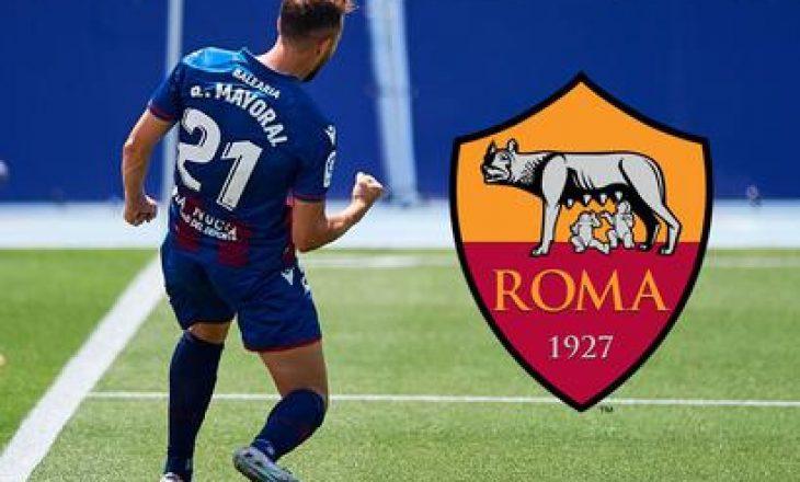 Lojtari i Real Madrid drejt transferimit te Roma