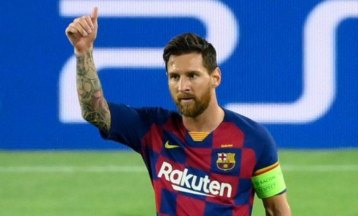 ZYRTARE: Lionel Messi qëndron tek Barcelona