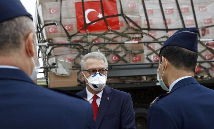 Turqia regjistron 73 viktima nga Cocid-19, gjatë 24 orëve të fundit