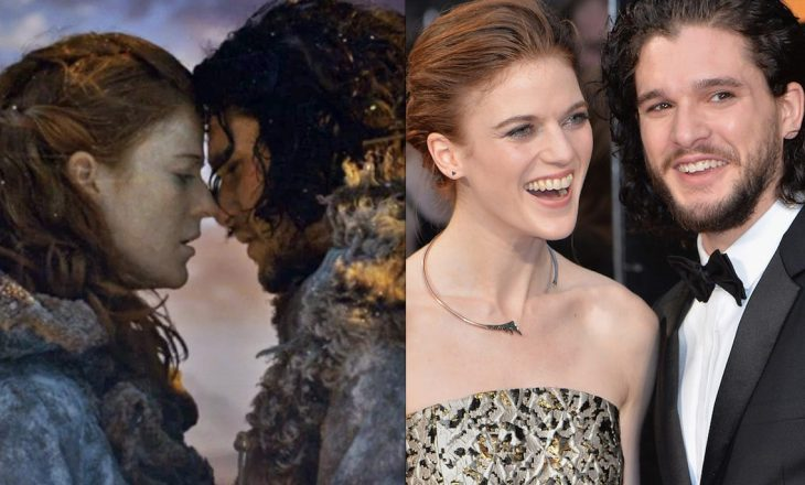 """Dy yjet nga seriali """"Game Of Thrones"""" po bëhen prindër për herë të parë"""