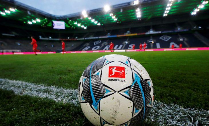 Bundesliga hap kampionatin me tifoz