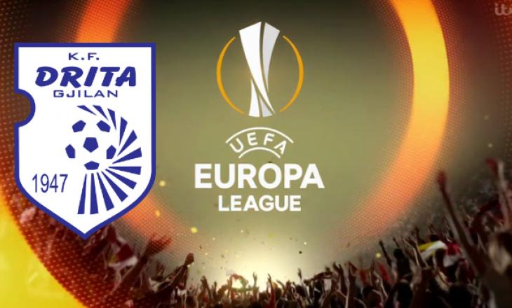 Arritje historike – Drita kalon në rrethin e tretë të kualifikimeve për Europa Ligë