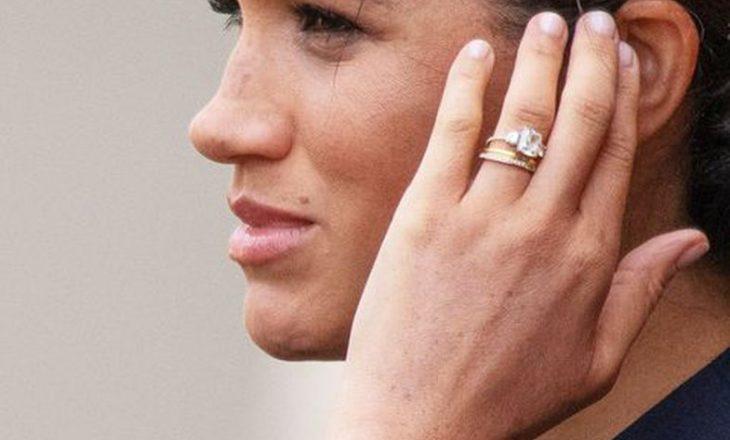 Ka një arsye pse Princ Harry i bëri një unazë të re martese bashkëshortes së tij