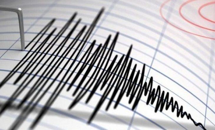 Tërmet në Shqipëri