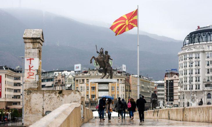 COVID-19: Shtatë vdekje të reja në Maqedoninë e Veriut
